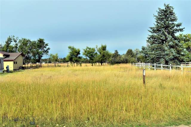 TBD Cherry Ave, Bozeman, MT 59718 (MLS #339860) :: Black Diamond Montana