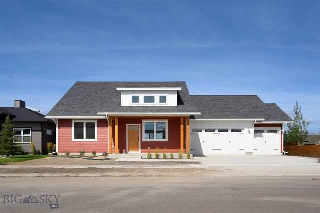 4103 Sunstone Drive, Bozeman, MT 59718 (MLS #339867) :: Hart Real Estate Solutions