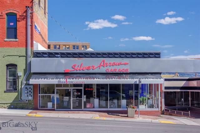 8 S Montana, Butte, MT 59701 (MLS #339903) :: Black Diamond Montana