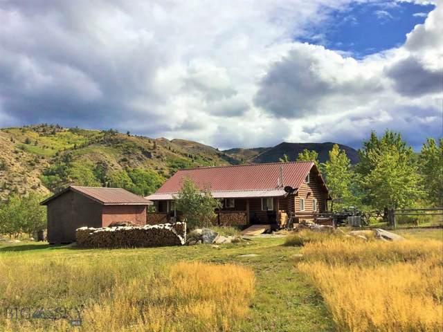 500 Clear Creek Trail, Anaconda, MT 59711 (MLS #339915) :: Black Diamond Montana