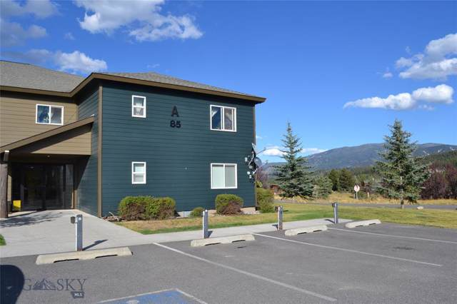 85 Aurora Lights Dr A-2, Big Sky, MT 59716 (MLS #339969) :: Hart Real Estate Solutions