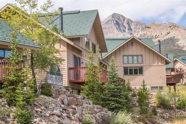 12 Bison Run #10, Big Sky, MT 59716 (MLS #339999) :: Hart Real Estate Solutions