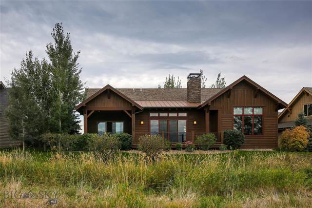 170 Wickwire Way, Bozeman, MT 59718 (MLS #340027) :: Black Diamond Montana