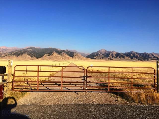 Lot 16 Rising Sun Estates, Cameron, MT 59720 (MLS #340036) :: Hart Real Estate Solutions