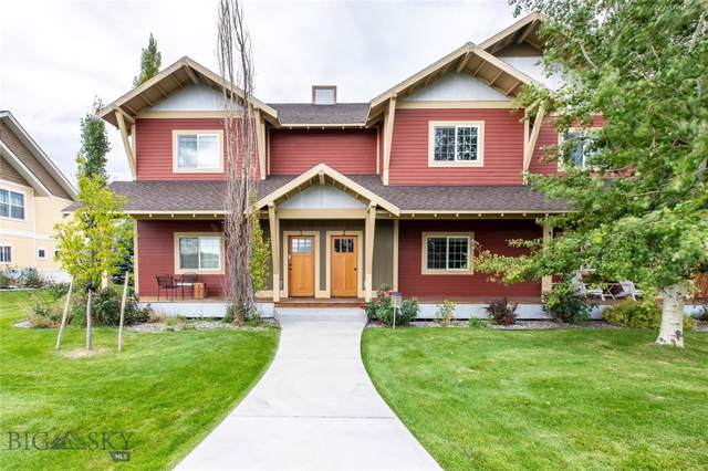 4243 W Babcock Street #2, Bozeman, MT 59718 (MLS #340041) :: Hart Real Estate Solutions