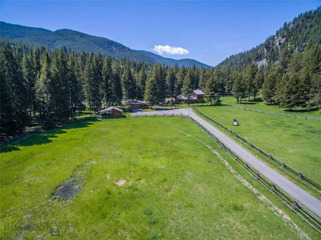 TBD Gallatin Road, Big Sky, MT 59730 (MLS #340056) :: Hart Real Estate Solutions