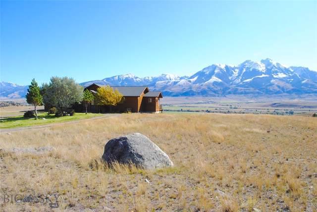 10 Sunshine, Emigrant, MT 59027 (MLS #340093) :: Black Diamond Montana