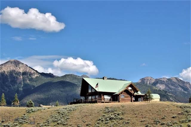 33 Sheep Creek Road, Cameron, MT 59720 (MLS #340108) :: Black Diamond Montana