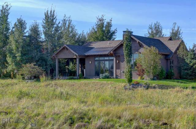 144 Wickwire Way, Bozeman, MT 59718 (MLS #340112) :: Black Diamond Montana