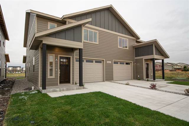 942 Cassandra Lane A, Bozeman, MT 59718 (MLS #340113) :: Montana Life Real Estate