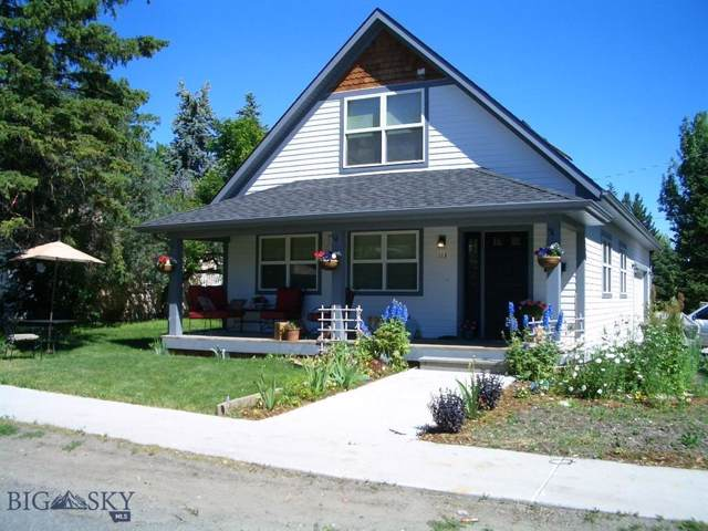 113 W Lincoln Street W, Bozeman, MT 59715 (MLS #340117) :: Hart Real Estate Solutions