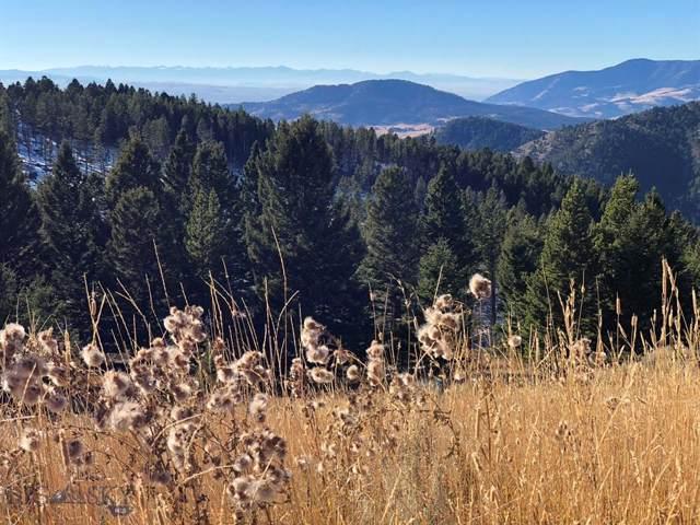 11 Oberly Ridge, Livingston, MT 59715 (MLS #340118) :: Hart Real Estate Solutions