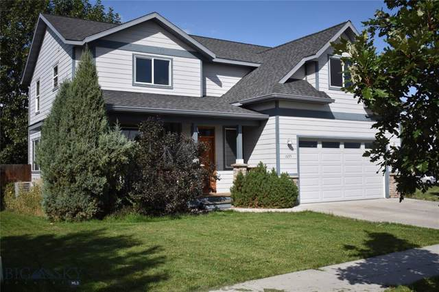 1695 Gale Court, Bozeman, MT 59718 (MLS #340125) :: Hart Real Estate Solutions