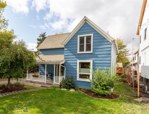405 N Willson Avenue, Bozeman, MT 59715 (MLS #340129) :: Hart Real Estate Solutions
