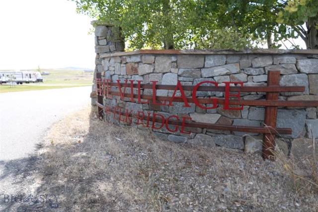 Lot 113 Western Larch Place, Three Forks, MT 59752 (MLS #340177) :: Hart Real Estate Solutions