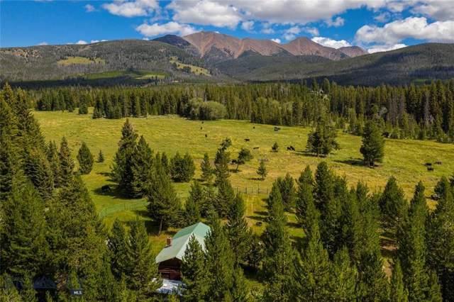 TBD Highland Mountain Road, Divide, MT 59759 (MLS #340193) :: Black Diamond Montana