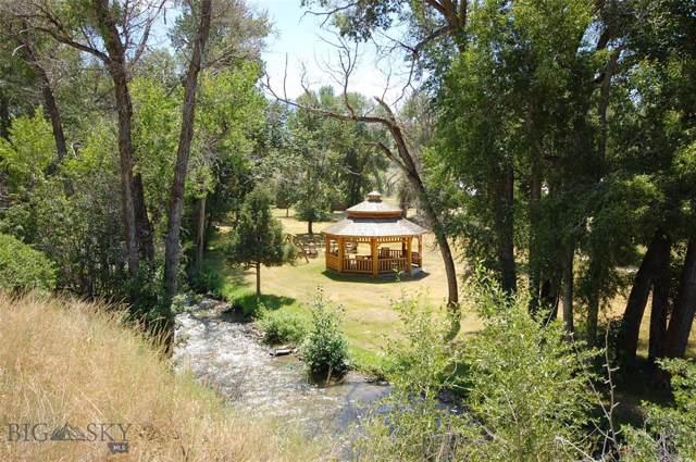 400 Jack Creek, Ennis, MT 59729 (MLS #340199) :: Black Diamond Montana