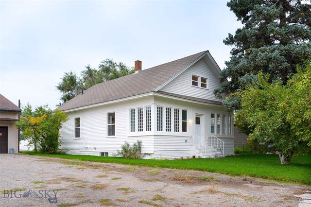 120 1st Avenue East E, Three Forks, MT 59752 (MLS #340205) :: Montana Life Real Estate