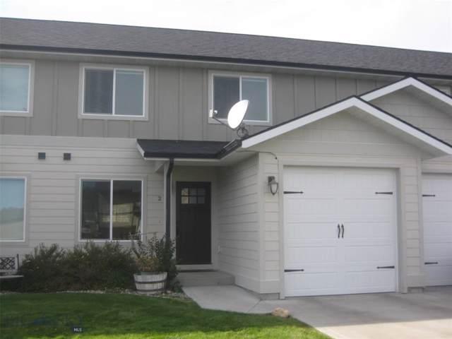 116 Bow Perch B, Bozeman, MT 59718 (MLS #340212) :: Hart Real Estate Solutions