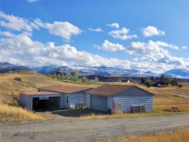 3 Hesperus Lane, Emigrant, MT 59027 (MLS #340214) :: Black Diamond Montana