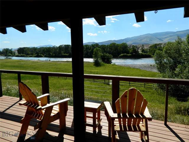 26 River Drive, Livingston, MT 59047 (MLS #340220) :: Hart Real Estate Solutions