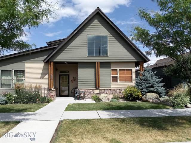 893 Josephine Drive, Bozeman, MT 59715 (MLS #340225) :: Hart Real Estate Solutions