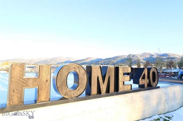TBD Clancy Way, Bozeman, MT 59718 (MLS #340228) :: Hart Real Estate Solutions