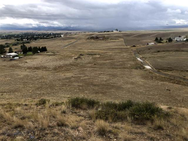 lot 3 Sowden, Whitehall, MT 59759 (MLS #340230) :: Hart Real Estate Solutions
