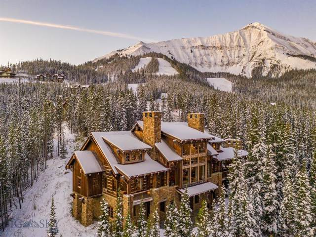 5 Rough Rider Trail, Big Sky, MT 59716 (MLS #340261) :: Hart Real Estate Solutions