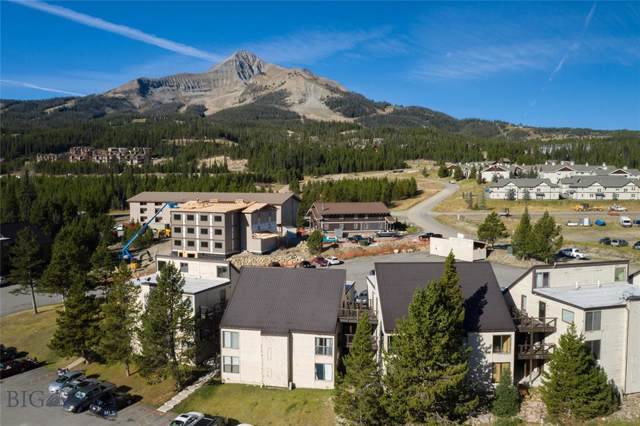 21 Sitting Bull Road #1321, Big Sky, MT 59716 (MLS #340279) :: Montana Life Real Estate