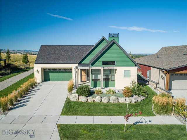 1393 Kenyon Drive, Bozeman, MT 59715 (MLS #340292) :: Hart Real Estate Solutions