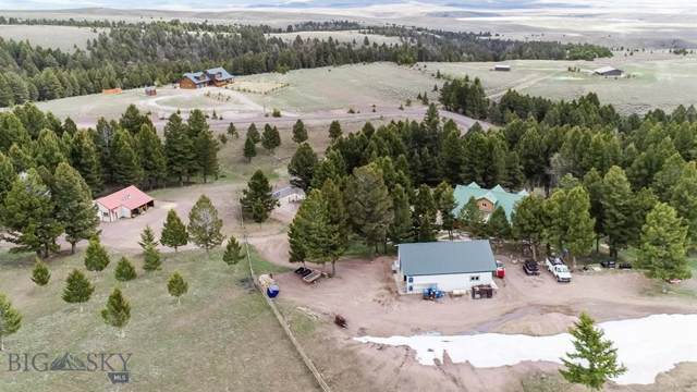 135 Panorama Drive, White Sulphur Springs, MT 59645 (MLS #340336) :: Hart Real Estate Solutions