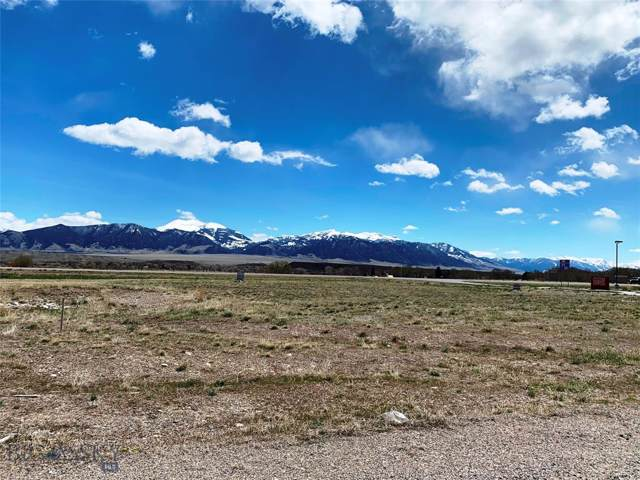 Lot 8 - Block 7 North 40 Development, Ennis, MT 59729 (MLS #340343) :: Hart Real Estate Solutions