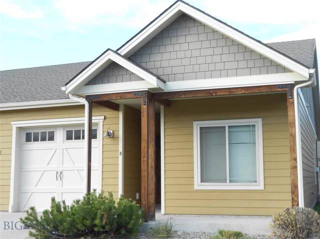 4361 Brookside Lane B, Bozeman, MT 59715 (MLS #340356) :: Hart Real Estate Solutions