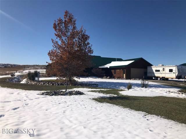 385 Otter Creek Road, Big Timber, MT 59011 (MLS #340380) :: Black Diamond Montana