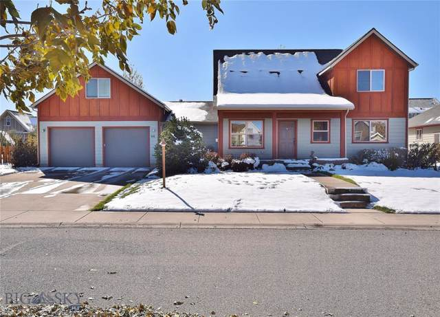 66 W Alexa Court, Bozeman, MT 59718 (MLS #340387) :: Hart Real Estate Solutions