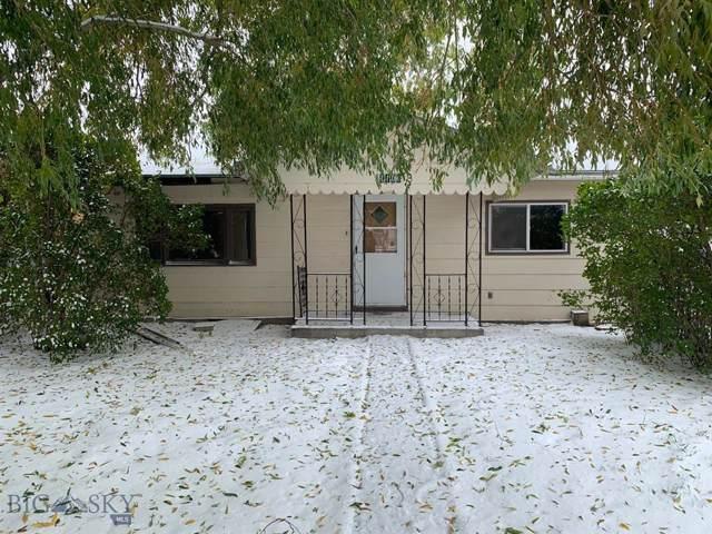 1100 Evans, Butte, MT 59701 (MLS #340403) :: Black Diamond Montana