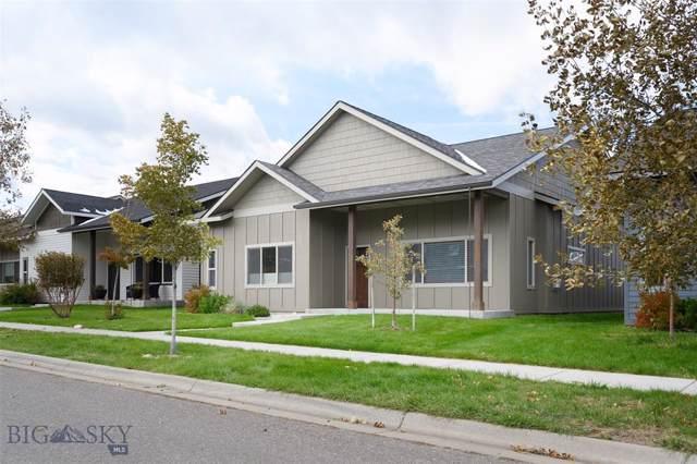 501 Stafford Avenue, Bozeman, MT 59718 (MLS #340440) :: Hart Real Estate Solutions
