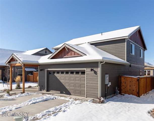 141 S Reliance, Bozeman, MT 59718 (MLS #340459) :: Hart Real Estate Solutions