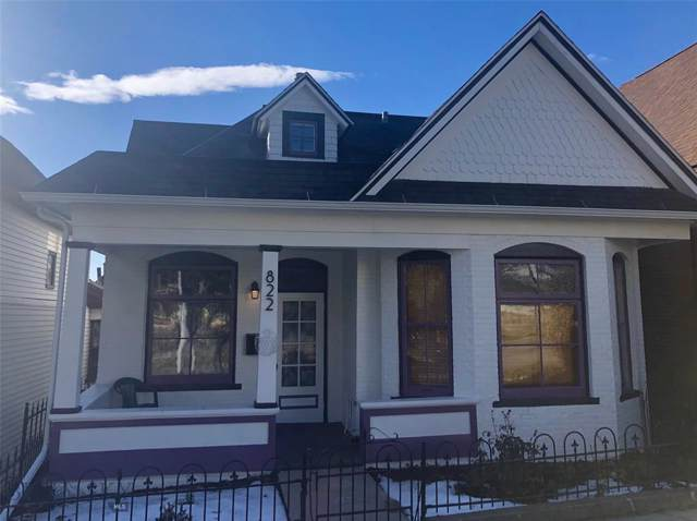 822 W Broadway, Butte, MT 59701 (MLS #340461) :: Hart Real Estate Solutions