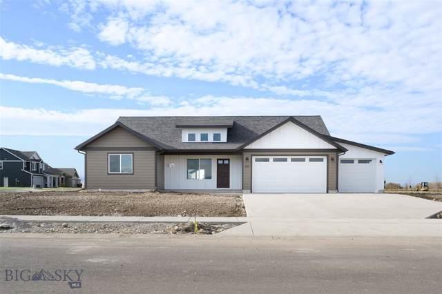 249 Mccullough Drive, Bozeman, MT 59718 (MLS #340498) :: Hart Real Estate Solutions