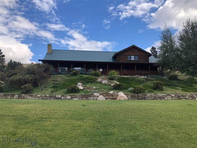 TBD Bridger Creek Road, Big Timber, MT 59011 (MLS #340502) :: Coldwell Banker Distinctive Properties