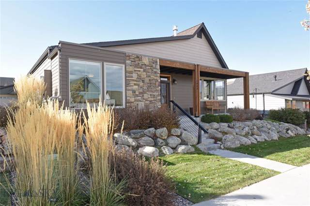 1445 Post Drive, Bozeman, MT 59715 (MLS #340504) :: Hart Real Estate Solutions