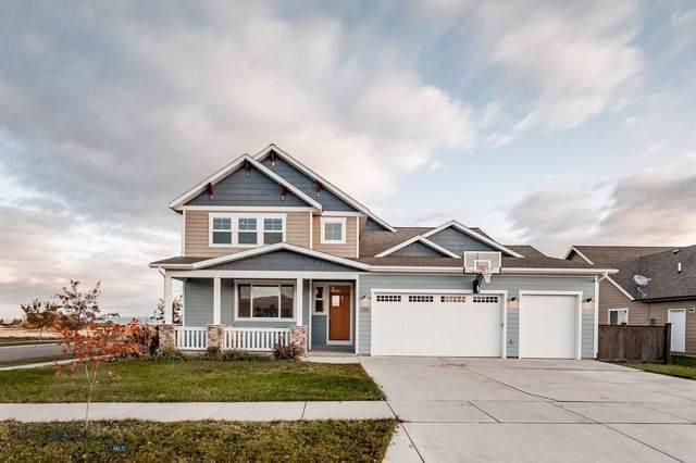 1215 Brookdale Drive, Bozeman, MT 59715 (MLS #340509) :: Hart Real Estate Solutions