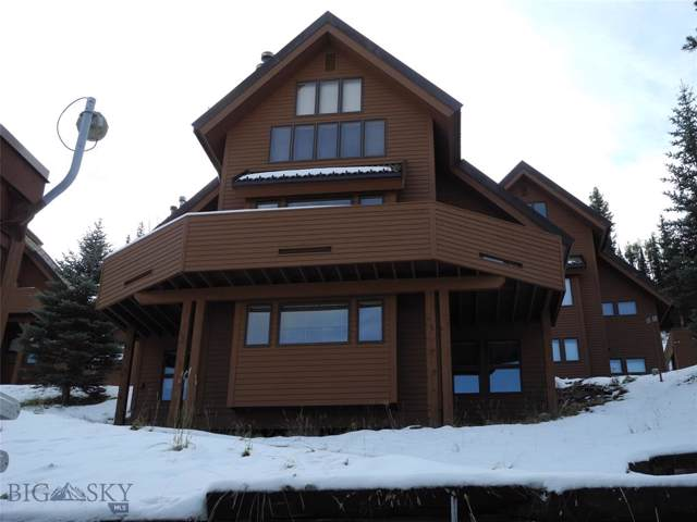 33 Black Eagle Road #1668, Big Sky, MT 59716 (MLS #340515) :: Black Diamond Montana