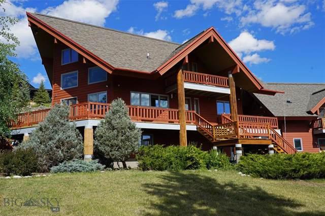 61 Chief Joseph, Big Sky, MT 59716 (MLS #340582) :: Hart Real Estate Solutions