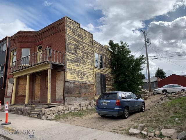 504 W Park, Butte, MT 59701 (MLS #340631) :: Black Diamond Montana