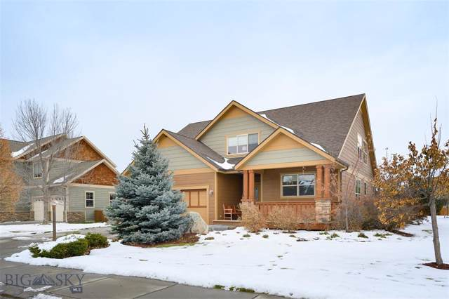 102 Annie Glade Drive, Bozeman, MT 59718 (MLS #340645) :: Hart Real Estate Solutions
