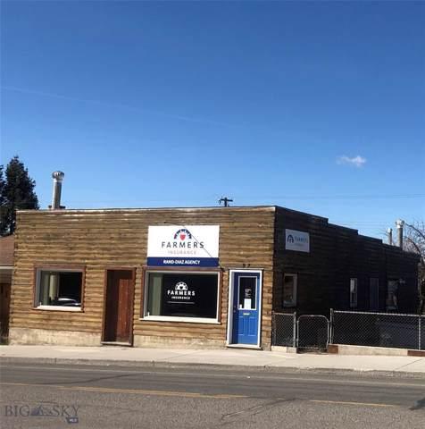 917 Utah Avenue, Butte, MT 59701 (MLS #340675) :: Black Diamond Montana