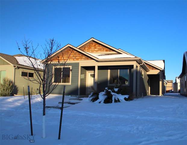2420 Ferguson Avenue, Bozeman, MT 59718 (MLS #340709) :: Hart Real Estate Solutions